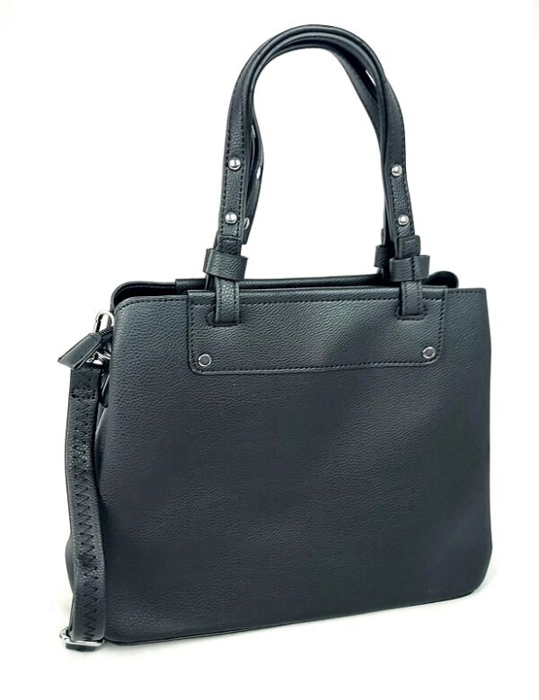 Bolso de Polipiel Exclusive Negro
