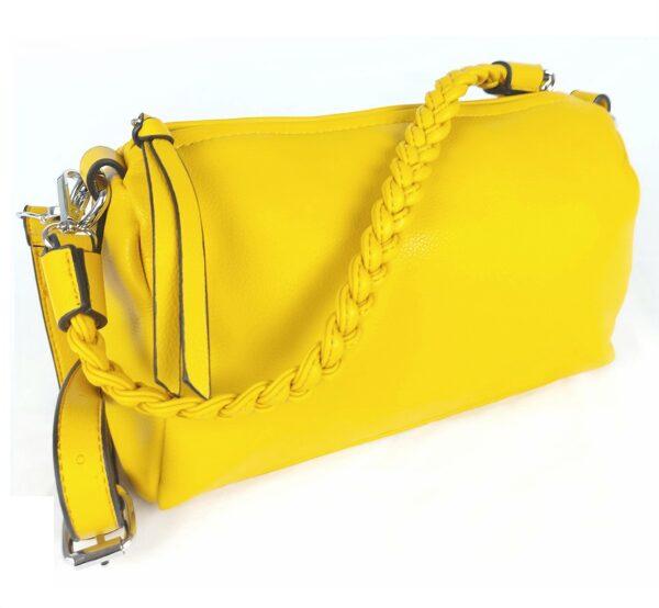bolso de muer amarillo